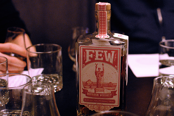 Few Spirits Bourbon Review