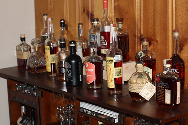 Whiskey Bar or Whiskey Cabinet - Whiskey With Ryan's Home Collection