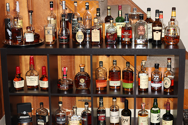 My Whiskey Cabinet | Collection of a Whiskey Enthusiast | Whiskey ...