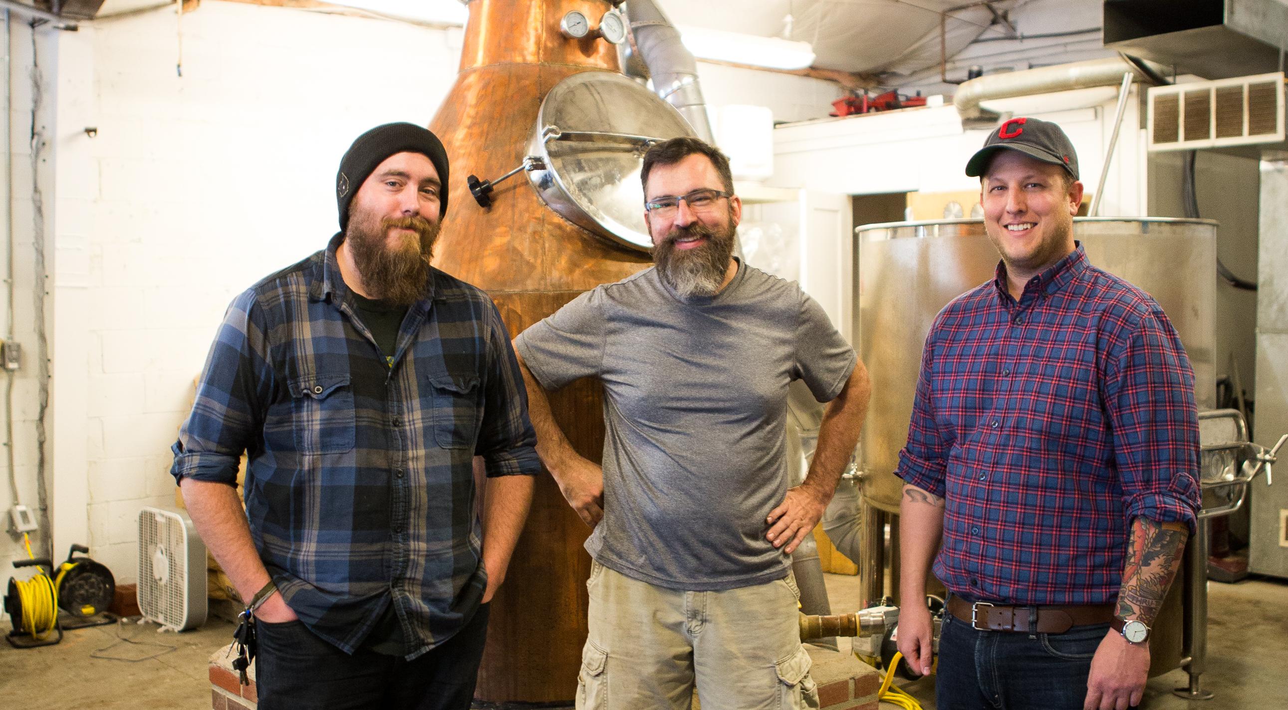 Whiskey With Ryan visits new Columbus Ohio Distillery 451 Spirits